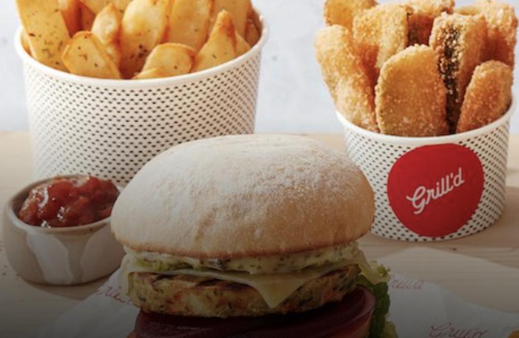 Grill'd Australia – Grill'd Healthy Burgers